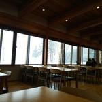 八海山みんなの社員食堂 - 日曜の午後13時半頃。空いてた。