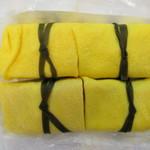 66580310 - 茶巾寿司4つ