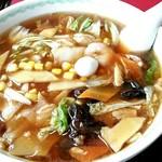 桃花園 - 広東麺‼750円‼