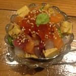 O寿し1 - 小さなちらし寿司。