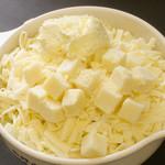 お好み焼き 道とん堀 - メガチーズ玉