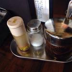イーマサラ - 卓上の香辛料