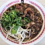 肉汁麺ススム - 肉汁麺レベル1