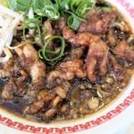 肉汁麺ススム - 肉(レベル1)