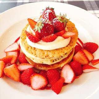 ジェイエス パンケーキカフェ 中野セントラルパーク店 - ¥1,380