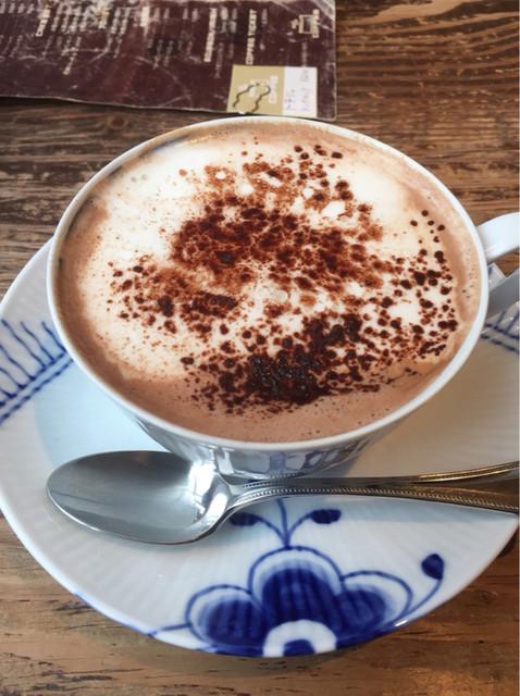 ミンガスコーヒー - カフェ ショコラ