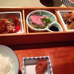 御堂筋 ロッヂ - 洋食弁当(1,800円)