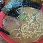 Ramenoozakura - デフォルトのラーメン(少し食べちゃいましたw)