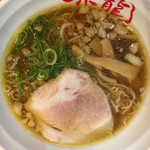 味龍 - 料理写真:味龍ラーメン