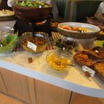 カフェ&レストラン グリーンテーブル - サラダバー