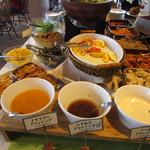 カフェ&レストラン グリーンテーブル - サラダドレッシング