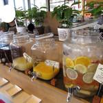 カフェ&レストラン グリーンテーブル - ドリンクバー