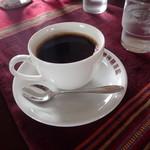 沙羅茶館 - マンデリン フレンチ 500円