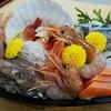 御前崎 旬彩 - 料理写真:豪華お刺身舟盛り