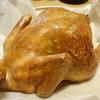 花の木 - 料理写真:鶏の丸焼き