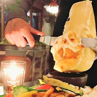 EuroとAsia新たな創作料理をお楽しみください!