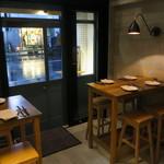 TABLE O TROIS - スタイリッシュな店2