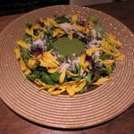 TABLE O TROIS - ダンデライオン ~ フレッシュ・バジルとチーズ ~1
