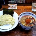 66592573 - 辛辛魚つけ麺300g