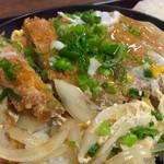 レストランおふくろ - 料理写真:カツ丼 780円