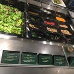 EBISU FOOD HALL - サラダ