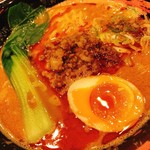 紅い彗星 - 料理写真:海老担々麺
