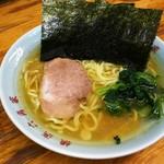 六角家 - ラーメン並 コメオオメ!!!¥650