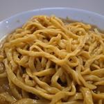 ラーメン荘 夢を語れ - 茹で前300gプラス程の麺量