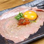 黒毛和牛一頭買い肉バル デルソーレ -