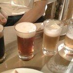 蔵くら - ビール飲み比べ