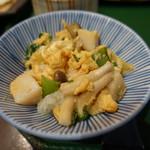 星野リゾート 界 津軽 - 2017.05 貝焼き味噌丼にしました:爆!