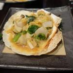 星野リゾート 界 津軽 - 2017.05 メインは貝焼き味噌