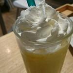 66600602 - マンゴーとパイナップルのスムージー、美味しい