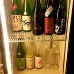 わらじや - 冷蔵庫②