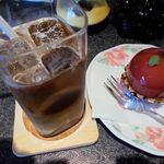 ヨハン - アイスコーヒー&ケーキ