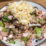 66603642 - 麺壱吉兆(そぼろご飯)