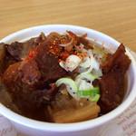 葉山食房 ミラマール - 料理写真:牛スジの赤ワイン煮