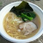 麺や 剛 - 【麺や剛 オリジナルとんこつらぁめん】¥600