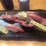 小名浜 - 握り寿司