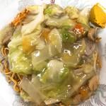 中国料理 一番 - かた焼きそば(700)