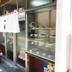 中国料理 一番 - 外観(ショーケース)