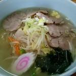 プッペ - 塩チャーシュー麺