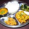 サンサール - 料理写真:ネパールランチセット¥950