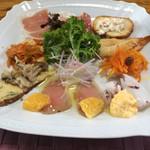 モンテ・マーレ - 料理写真:前菜、オードブル