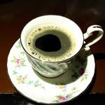 隠れ家 - コーヒー