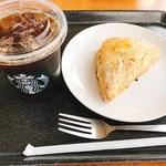 スターバックス・コーヒー - トールドリップアイスコーヒー、レモン&ポピーシード
