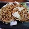 美舟 - 料理写真:焼そば(並)850円