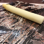 リナシメント - ロワール産150gアップの茹で立てのホワイトアスパラ