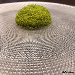 リナシメント - シチリア産グリーンピスタチオを使ったティラミス2016ヴァージョン