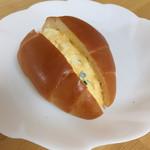 ヤマダベーカリー - ロールサンド たまご  ¥130